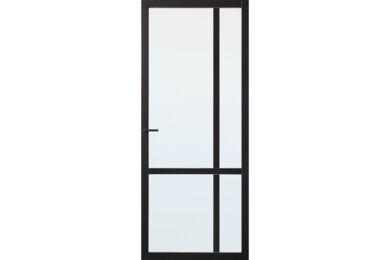 SKANTRAE SSL 4027 Blank Glas Opdekdeur Links FSC 930x2115mm