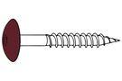 RVS Schroef voor Rockpanel Metallics Bordeaux Rood 4,5x35mm 100st
