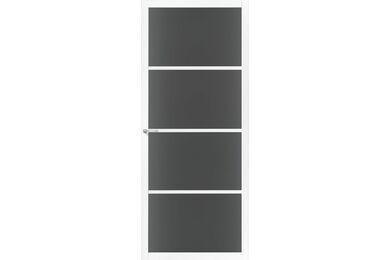 SKANTRAE SSL 4404 Rook Glas Opdek Rechts FSC 930x2315mm