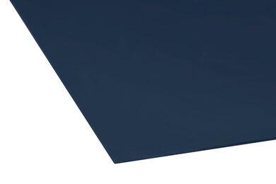 ISICOMPACT Gevelplaat Met Enkelzijdig UV-Filter 8984 Donkerblauw Enkelzijdig FSC 3050x1250x8mm