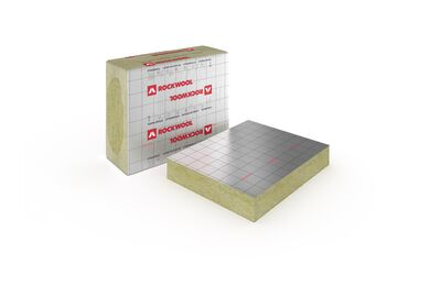 ROCKWOOL Rockfit Mono Silver 1000x800x200mm