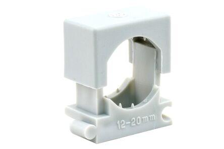 drukzadel blokmodel 12-20mm grijs (set van 5 stuks)