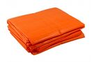 Oranje Dekzeil 5000x6000mm