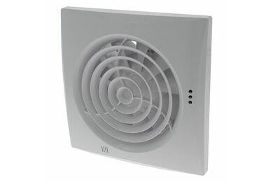 Badkamer/Toiletventilator Silencio 125