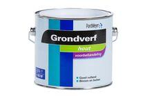 pm grondverf acryl binnen wit 2,5ltr