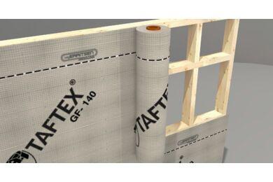 TAFTEX® GF-140 Waterkerend En Dampdoorlatende Folie - 1,50m x 50m