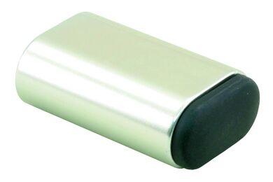 STARX Deurbuffer Wandmontage hoog Aluminium Zilver 60mm