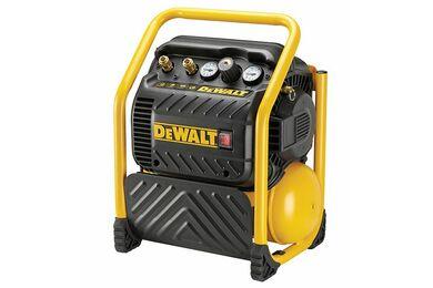DEWALT DPC10QTC-QS Compressor 1,5Pk Olievrij 9,5l