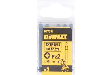 DEWALT DT7391T-QZ Impact Torsion 50mm PZ2