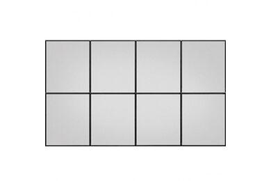 WEEKAMP Glas In Lood 3 Glasset T.B.V. WK6533 830x2115mm