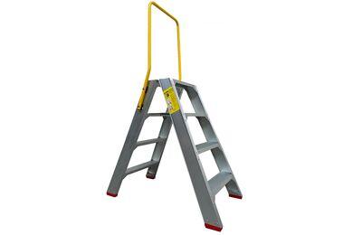 JUMBO Industrietrap SuperPRO - 2x4 Treden