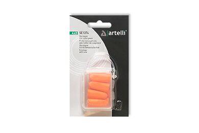 ARTELLI Oordop Pro-Ear Single 4 paar