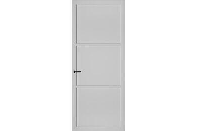WEEKAMP WK6305-C3 Opdekdeur Links FSC 830x2115mm