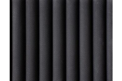 Fitwall Creative Wandpaneel Willow Velvet Black 3290x1285x16mm