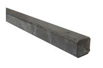 Betonnen Hoekpaal Antraciet Diamantkop 100x100x2750mm