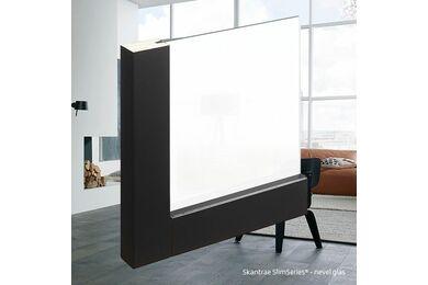SKANTRAE SSL 4028 Nevel Glas Stompe Deur FSC 730x2115mm