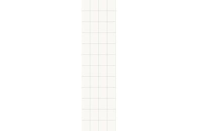 Fibo Wandpaneel Fortissimo 3091 HG Denver White 2400x620x11mm