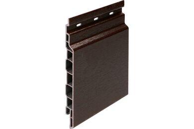 KERALIT 2814 Sponningdeel 143mm Donkrbruin Classic Nerf 17x143x6000mm