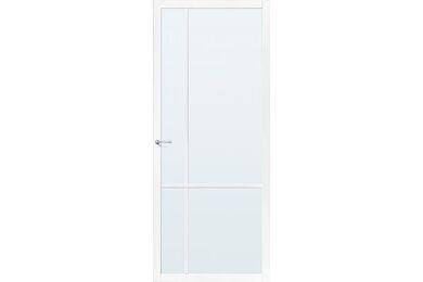 SKANTRAE SSL 4409 Blank Glas Opdekdeur Links FSC 780x2115mm