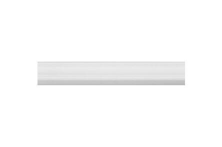grenen decorlijst wit gegrond fsc mix 70% 8x34x2700