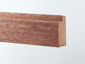 hardhout raamprofiel rp2 40x90x3050