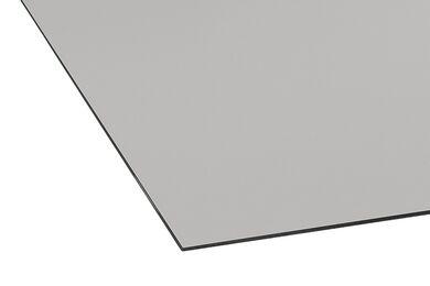 ISICOMPACT Gevelplaat 0171 Middelgrijs 3050x1250x6mm