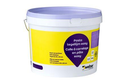 weber.col easy pasta tegellijm