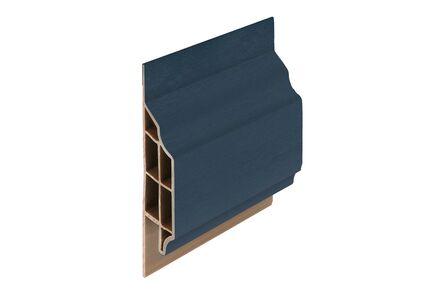keralit sierlijst trim/kraal 2850 classic staalblauw 5011 6000mm