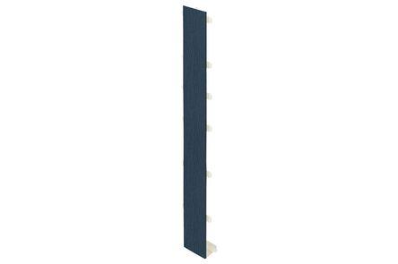 keralit tussenstuk 2848 classic staalblauw 5011 350mm