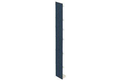 KERALIT 2848 Dakrand Tussenstuk 350mm Staalblauw Classic Nerf