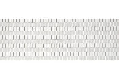 Fitwall Cotto Wandpaneel Mattonella White Clay 3265x1145x15mm