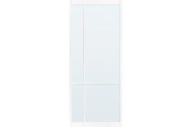 SKANTRAE SSL 4209 Blank Glas Stompe Deur FSC MAATWERK T/M 2500mm