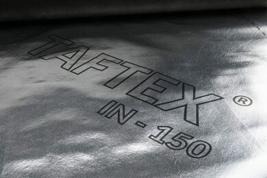 TAFTEX® IN-150 1,50m x 50m Dampdichte Folie