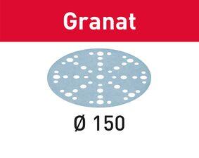 festool granat schuurschijf stickfix p120 d150/48 100st