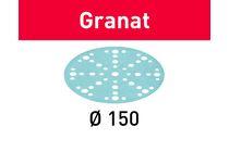 festool granat schuurschijf stickfix p320 d150/48 100st