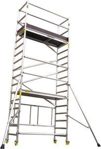 minimax rol/vouwsteigerset 2in1 370/570cm (set c)