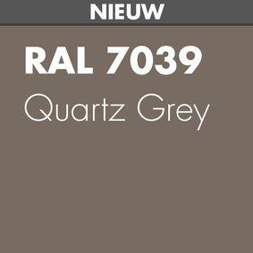 trespa izeon satin 1zijdig ral 7039 quartzgrijs 2130x1420x6