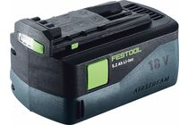Festool Airstream Accu BP 18 Li 5,2 AS 18v 5,2Ah