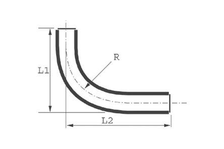 invoerbocht ptt/electra 500x1200x1250mm