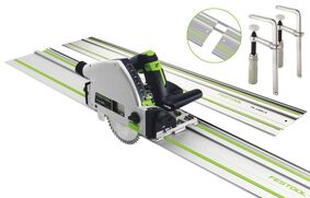 festool inval cirkelzaagmachine TS 55 REBQ Plus-FS 230v set