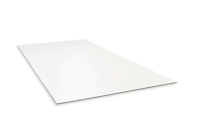 TRESPA Meteon Satin A03,0,0 White Dubbelzijdig 2550x1860x13mm