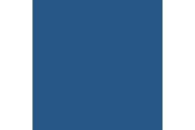 TRESPA Meteon Satin A21,5,4 Kobaltblauw Dubbelzijdig 3050x1530x8mm