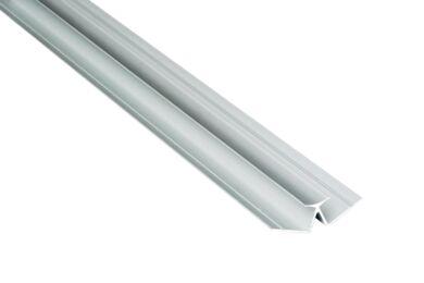 Fibo-Trespo Binnenhoek 135 graden Aluminium 2400mm