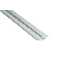 Fibo Binnenhoek 135 graden Aluminium 2400mm