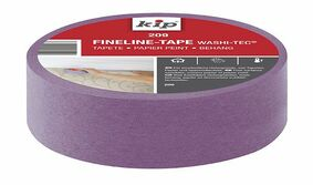 kip fineline tape washi 209 24mm x 50m paars