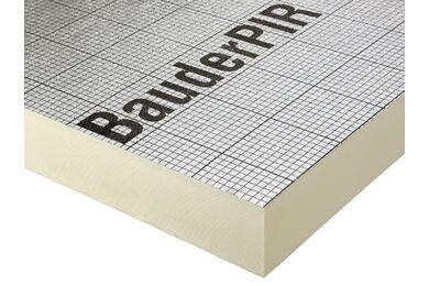 BAUDER PIR FA-TE Terrasisolatieplaat 1200x600x50mm