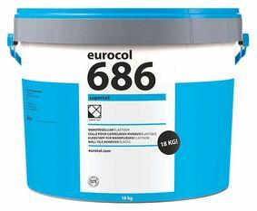 eurocol supercol 686 pasta tegellijm 18kg