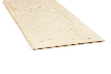 PELLOS Floor Kleine Plaat TG4 7-PLY 2440x610x18mm FSC Mix Credit
