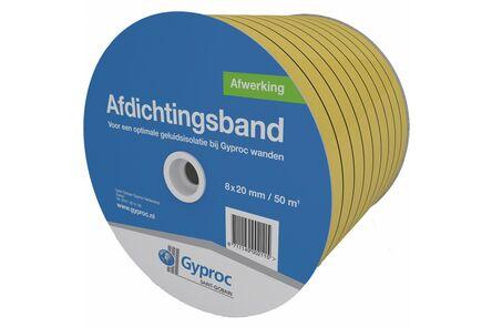 gyproc isolatieband pe 8x30mm 10m
