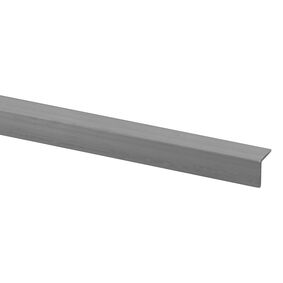 hoekprofiel aluminium 10x10mm 200cm